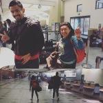 LA Friends Leaving